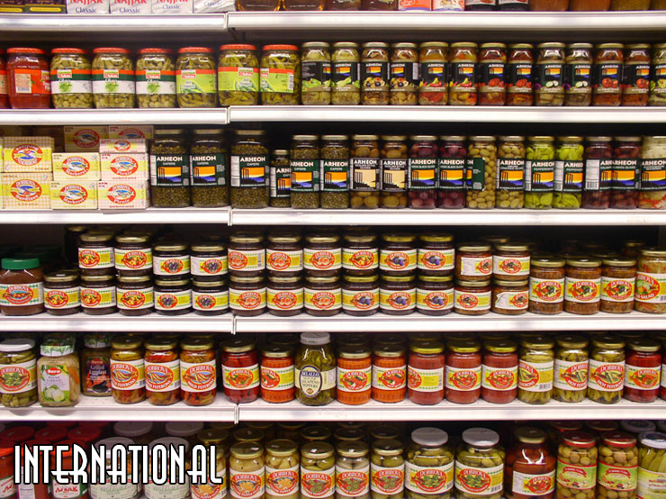 Heartland Marketplace - International Foods