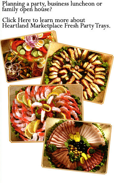 Heartland Marketplace - Farmington Hills Grocery Fresh Party Trays